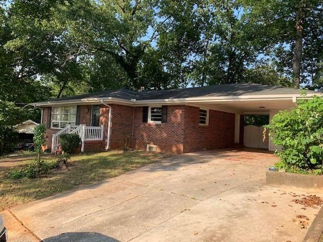 2382 Whites Mill Lane, Decatur, GA 30032 (MLS #6784560) :: North Atlanta Home Team