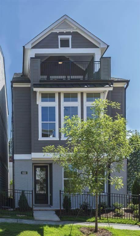 523 Hargrove Lane, Decatur, GA 30030 (MLS #6784863) :: The Heyl Group at Keller Williams