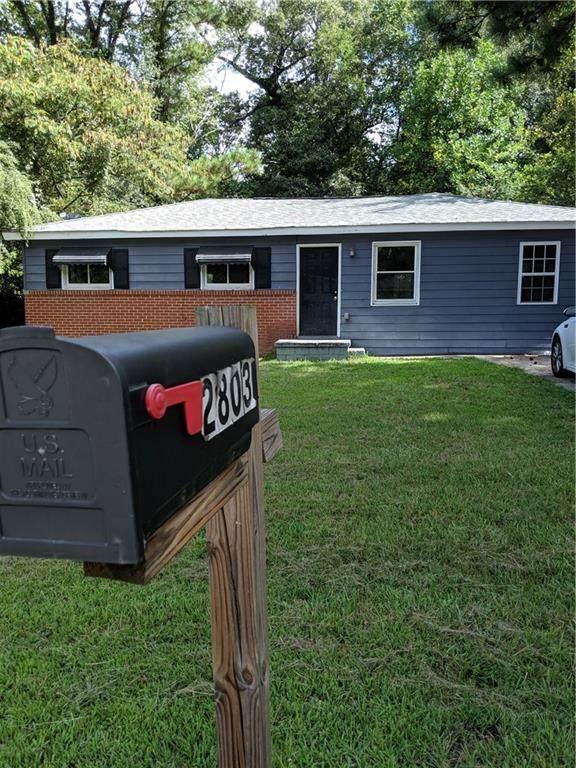 2803 Revere Drive NW, Atlanta, GA 30318 (MLS #6784931) :: Kennesaw Life Real Estate