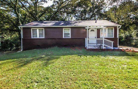 991 Stonewall Drive SE, Atlanta, GA 30315 (MLS #6785003) :: Tonda Booker Real Estate Sales
