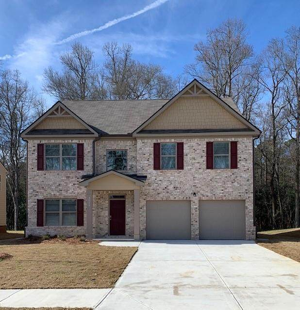 4031 Lilly Brook Drive, Loganville, GA 30052 (MLS #6785288) :: Tonda Booker Real Estate Sales