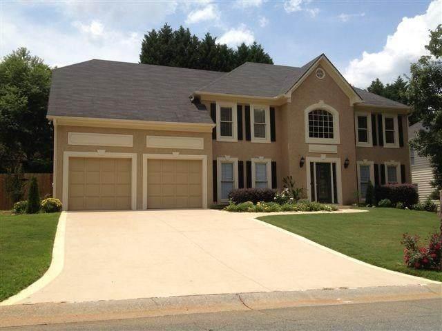 5067 Sherrer Drive NW, Acworth, GA 30102 (MLS #6785361) :: Kennesaw Life Real Estate