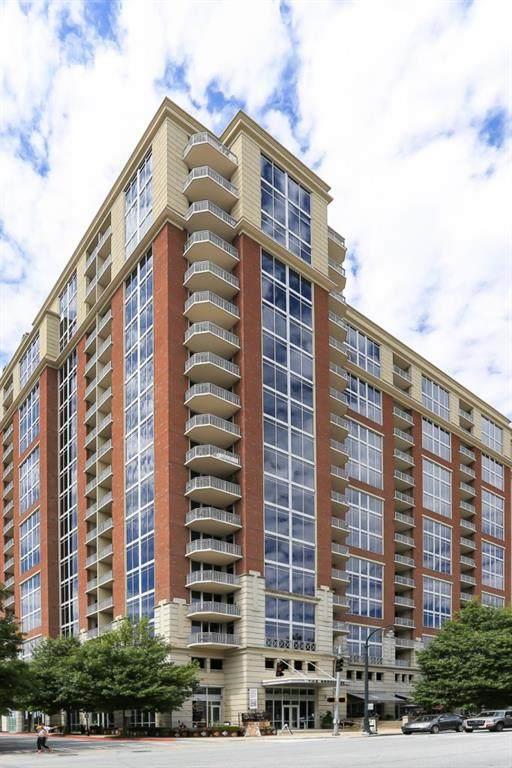 1820 Peachtree Street NW #1807, Atlanta, GA 30309 (MLS #6785491) :: North Atlanta Home Team