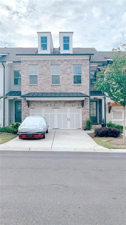 1758 Glenview Park Circle, Duluth, GA 30097 (MLS #6786124) :: The Butler/Swayne Team