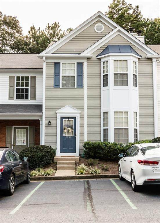 2780 Ashleigh Lane, Alpharetta, GA 30004 (MLS #6786339) :: Compass Georgia LLC