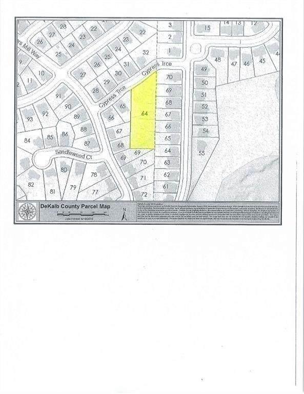 1286 Cypress Trace, Lithonia, GA 30058 (MLS #6786382) :: Rock River Realty