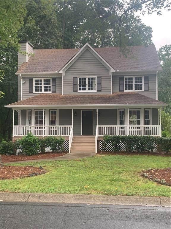 5202 Willow Creek Overlook, Woodstock, GA 30188 (MLS #6786505) :: RE/MAX Paramount Properties