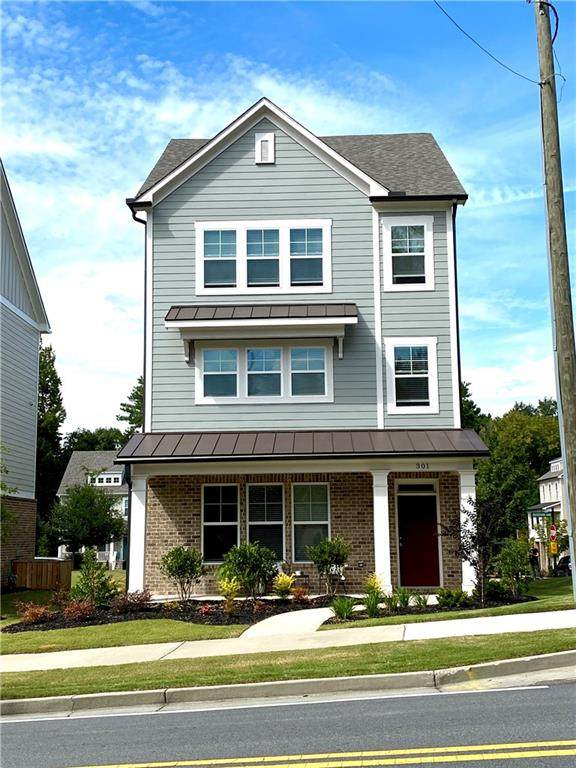 301 Southpark Lane, Woodstock, GA 30188 (MLS #6786614) :: RE/MAX Paramount Properties