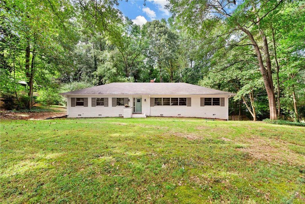 1545 Moores Mill Road - Photo 1