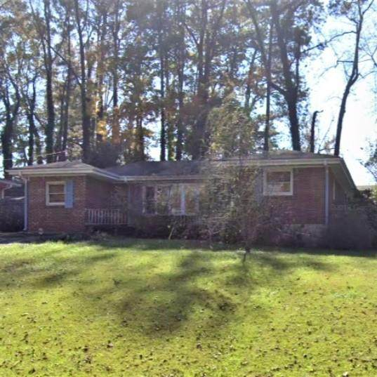 3487 Glensford Drive, Decatur, GA 30032 (MLS #6786959) :: North Atlanta Home Team