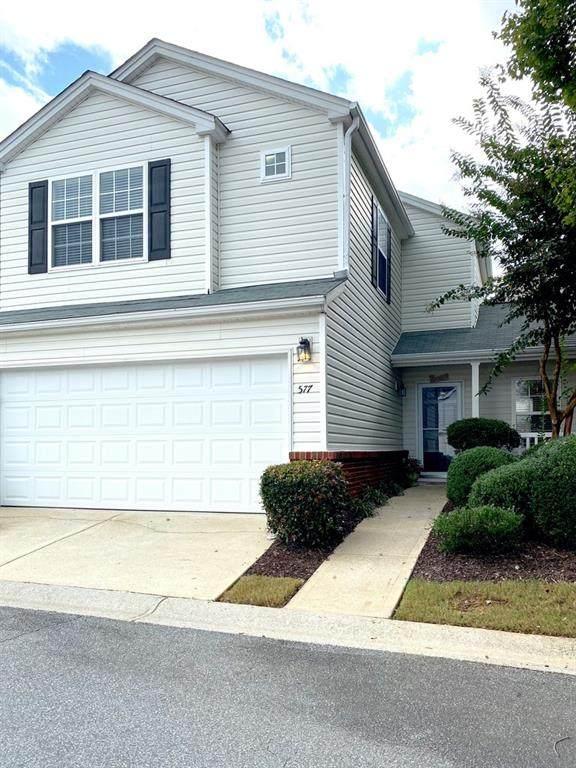 577 W Oaks Drive, Woodstock, GA 30188 (MLS #6787233) :: Kennesaw Life Real Estate