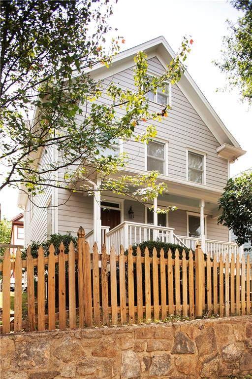 713 Mcdonald Street SE, Atlanta, GA 30312 (MLS #6787519) :: Rock River Realty
