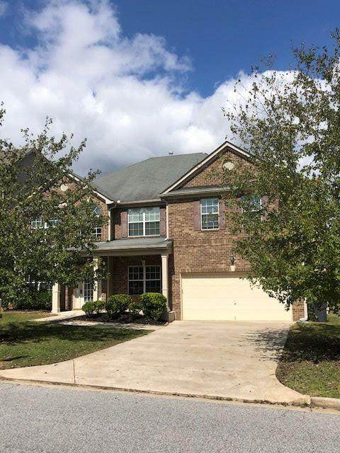 5872 Harrier Lane, Atlanta, GA 30349 (MLS #6787566) :: The Heyl Group at Keller Williams
