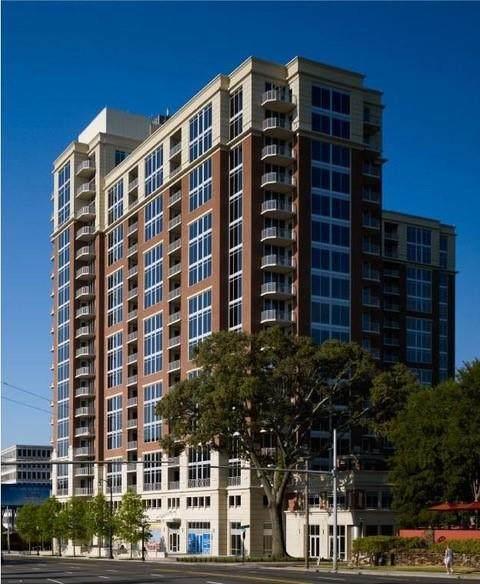 1820 Peachtree Street NW #1814, Atlanta, GA 30309 (MLS #6787780) :: North Atlanta Home Team