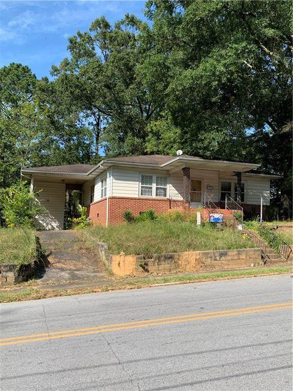 325 Thompson Street, Cedartown, GA 30125 (MLS #6788050) :: The Heyl Group at Keller Williams