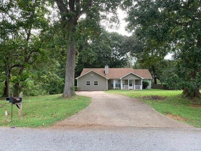 90 Lazy Hollow Lane, Covington, GA 30016 (MLS #6788200) :: The Heyl Group at Keller Williams