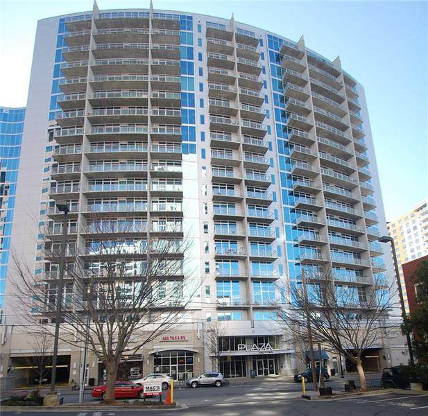 44 Peachtree Place NW #625, Atlanta, GA 30309 (MLS #6788234) :: Thomas Ramon Realty