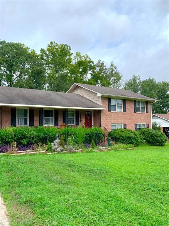 1469 Gloria Street, Griffin, GA 30224 (MLS #6788560) :: North Atlanta Home Team