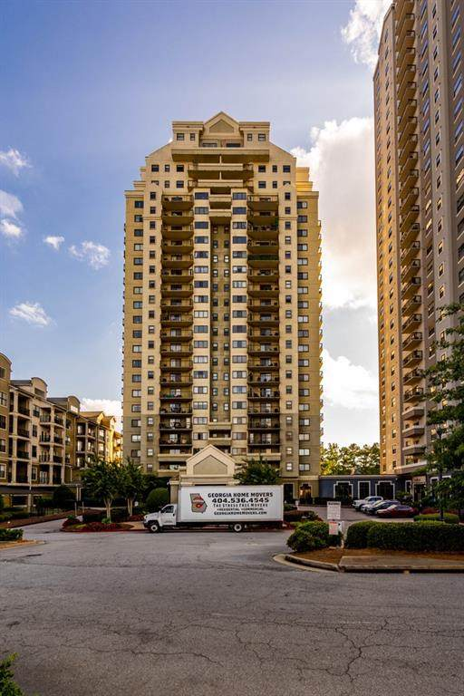 795 Hammond Drive #1004, Sandy Springs, GA 30328 (MLS #6790061) :: 515 Life Real Estate Company