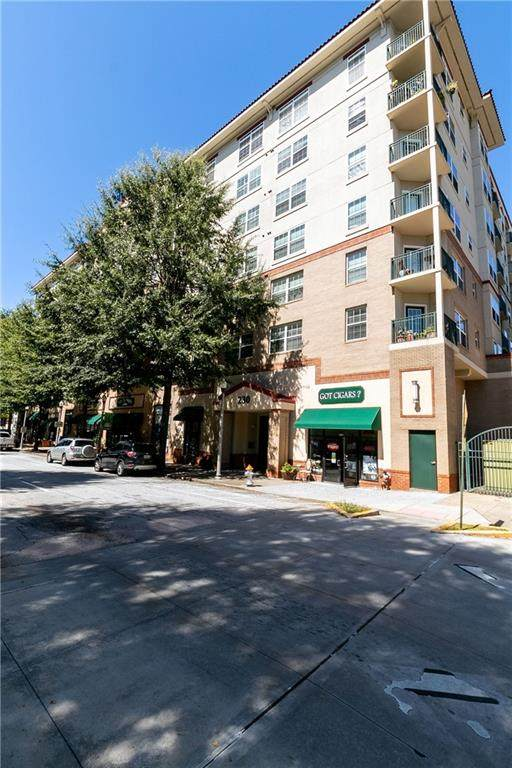 230 E Ponce De Leon Avenue #220, Decatur, GA 30030 (MLS #6790428) :: 515 Life Real Estate Company