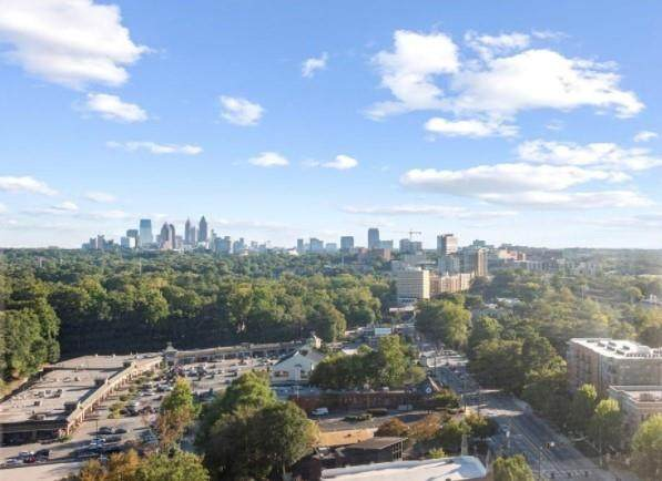 2479 Peachtree Road NE #1610, Atlanta, GA 30305 (MLS #6790617) :: Dillard and Company Realty Group