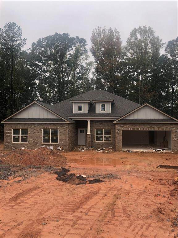 251 Saddle Chase Drive, Bremen, GA 30110 (MLS #6790778) :: The Cowan Connection Team