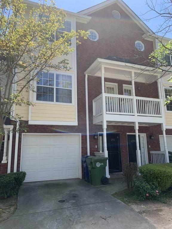 292 Crumley Street SW, Atlanta, GA 30312 (MLS #6790811) :: North Atlanta Home Team