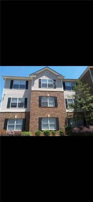 6201 Par Four Way, Lithonia, GA 30038 (MLS #6791090) :: Keller Williams Realty Cityside