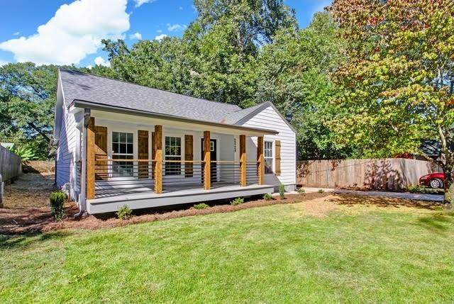 2028 Presley Way NE, Atlanta, GA 30317 (MLS #6791261) :: Tonda Booker Real Estate Sales