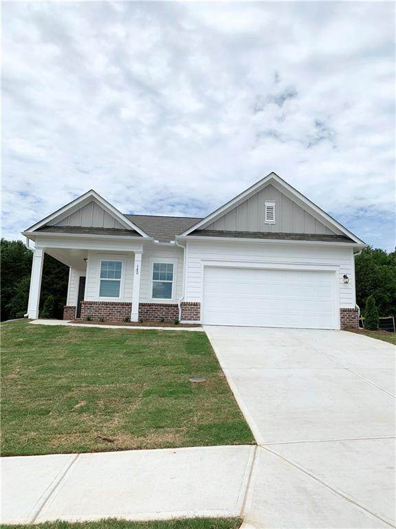 113 Siena Drive, Cartersville, GA 30120 (MLS #6791337) :: Tonda Booker Real Estate Sales