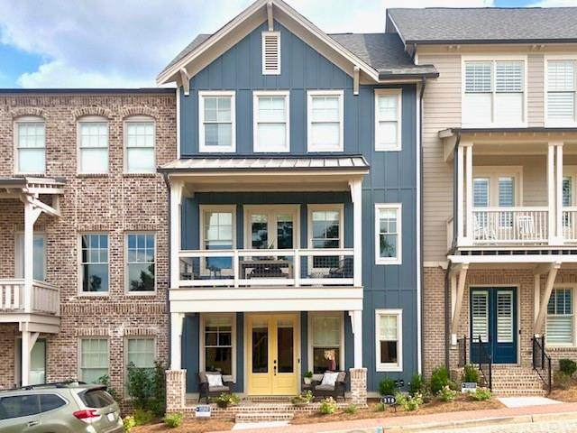 815 Maplewood Drive #27, Roswell, GA 30075 (MLS #6791679) :: Rock River Realty