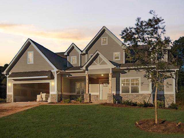 127 Canyon Ridge Trail, Canton, GA 30114 (MLS #6791911) :: Tonda Booker Real Estate Sales