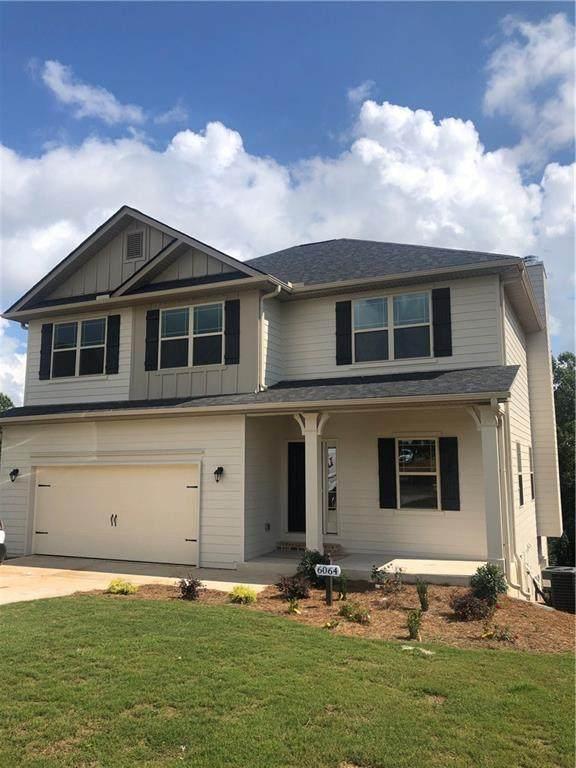 6064 Creekside View Lane, Clermont, GA 30527 (MLS #6792192) :: North Atlanta Home Team