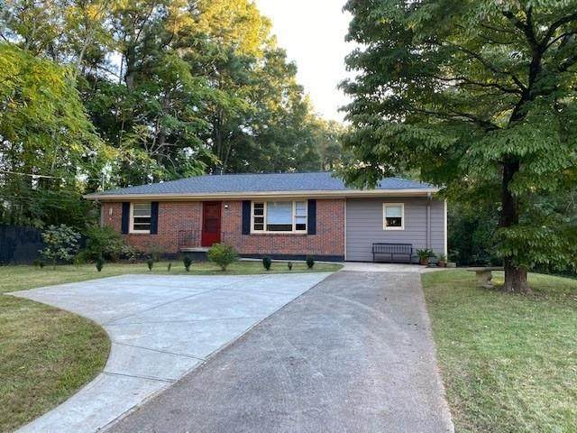 668 Valley Brook Road, Decatur, GA 30033 (MLS #6792328) :: North Atlanta Home Team