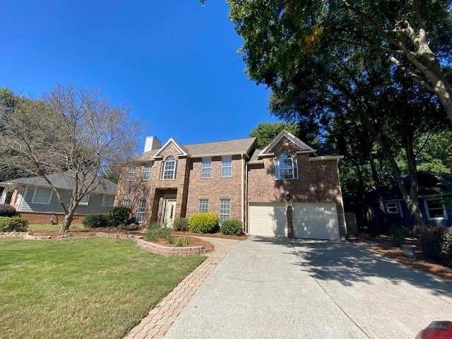 155 Greenmont Circle, Alpharetta, GA 30009 (MLS #6793024) :: North Atlanta Home Team