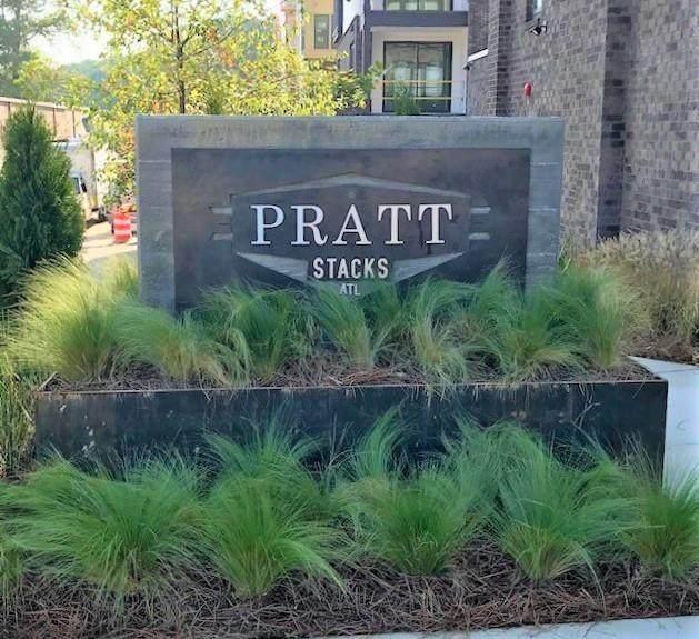 403 Pratt Drive #1007, Atlanta, GA 30315 (MLS #6793336) :: RE/MAX Paramount Properties
