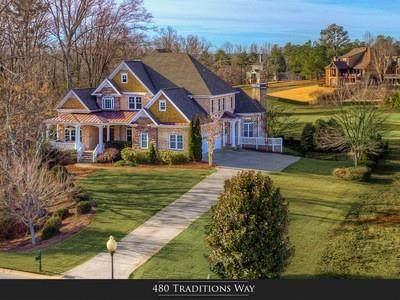 480 Traditions Way, Jefferson, GA 30549 (MLS #6793383) :: Tonda Booker Real Estate Sales