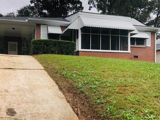 2184 Springdale Road SW, Atlanta, GA 30315 (MLS #6793396) :: North Atlanta Home Team
