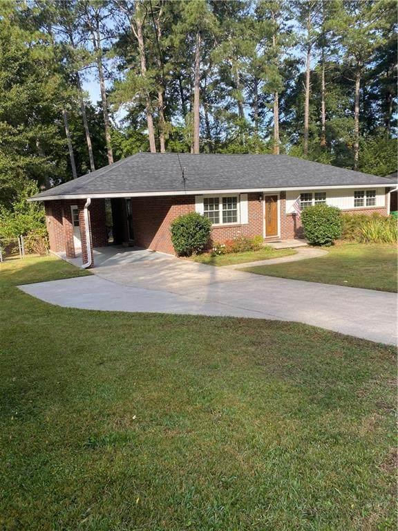 1326 Talcott Place, Decatur, GA 30033 (MLS #6793585) :: North Atlanta Home Team