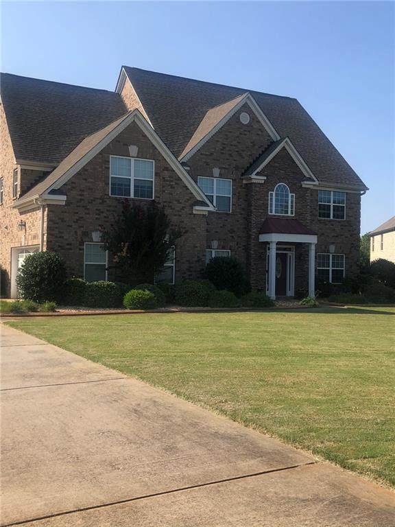 4113 Barrett Place, Hampton, GA 30228 (MLS #6793603) :: North Atlanta Home Team