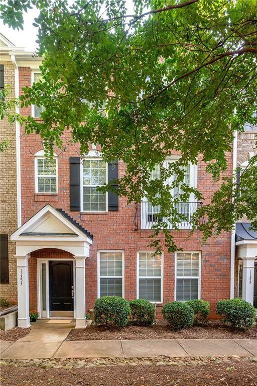11353 Musette Circle, Alpharetta, GA 30009 (MLS #6793644) :: North Atlanta Home Team