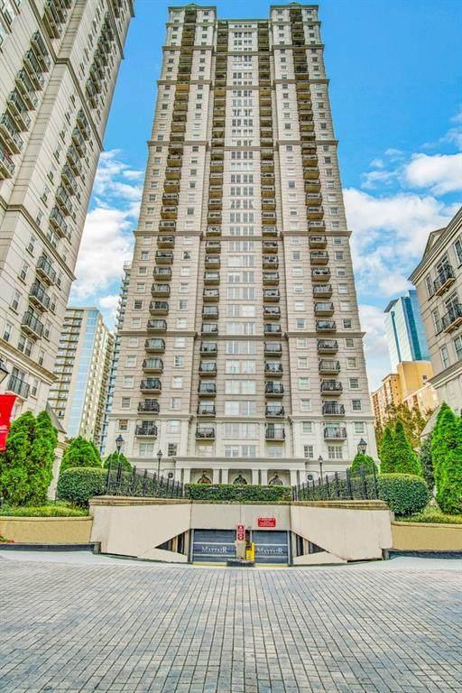195 14th Street NE Ph601, Atlanta, GA 30309 (MLS #6794480) :: 515 Life Real Estate Company