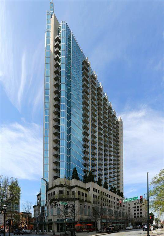 860 Peachtree Street NE #1703, Atlanta, GA 30308 (MLS #6794561) :: Rock River Realty