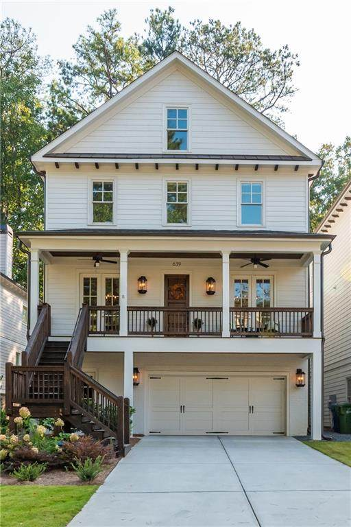 639 Timm Valley Road NE, Atlanta, GA 30305 (MLS #6794902) :: The Zac Team @ RE/MAX Metro Atlanta