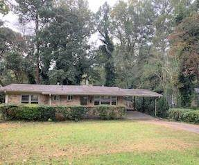 1177 Evelyn Drive, Forest Park, GA 30297 (MLS #6795104) :: North Atlanta Home Team