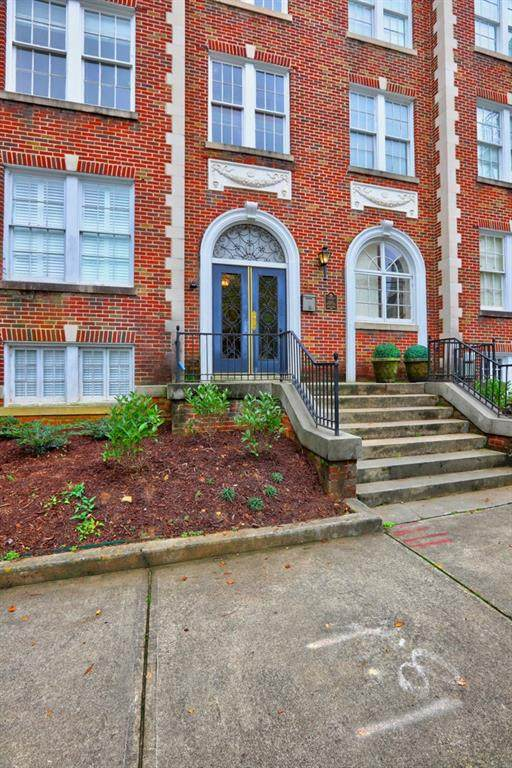 61 16th Street NE #16, Atlanta, GA 30309 (MLS #6795412) :: North Atlanta Home Team