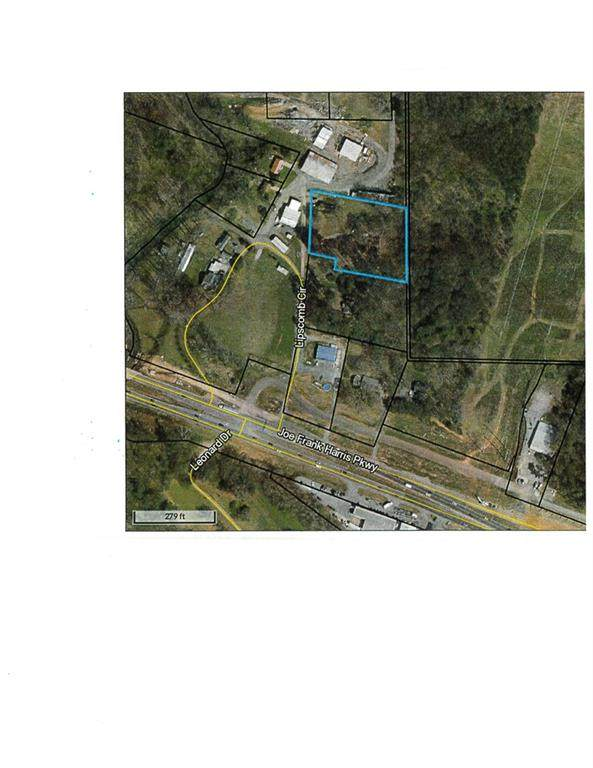 61 Lipscomb Circle SE, Cartersville, GA 30121 (MLS #6795682) :: North Atlanta Home Team
