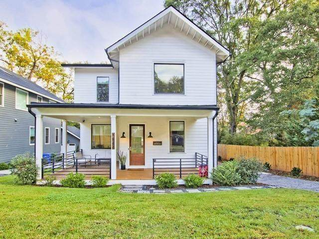 1944 Bixby Street SE, Atlanta, GA 30317 (MLS #6795752) :: Tonda Booker Real Estate Sales