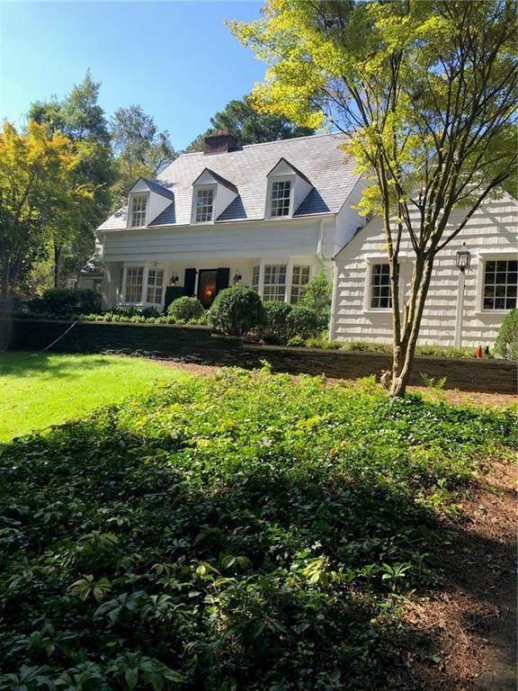 2350 Woodward Way NW, Atlanta, GA 30305 (MLS #6796374) :: Tonda Booker Real Estate Sales