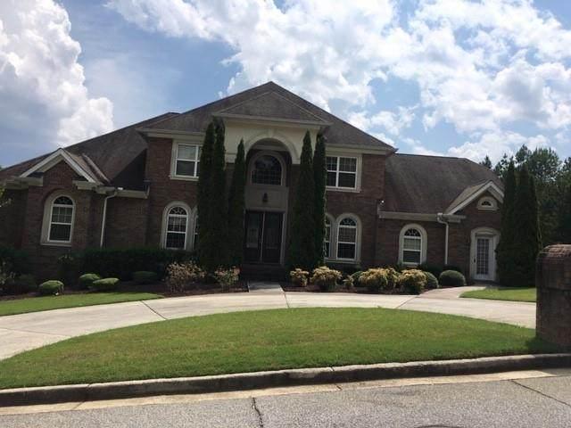 845 Dolly Avenue, Atlanta, GA 30331 (MLS #6796483) :: Tonda Booker Real Estate Sales